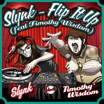 Flip It Up feat. Timothy Wisdom cover art