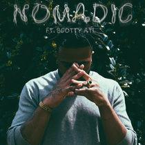 #Nomadic ft Scotty ATL cover art