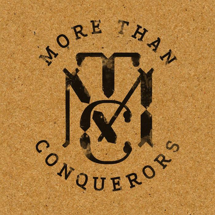 A Lion A Man More Than Conquerors