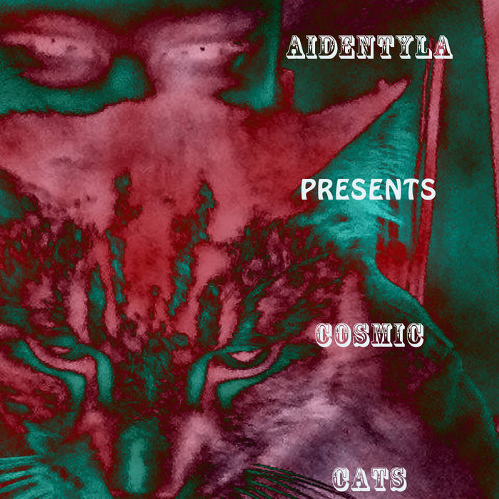 CosmicCats, by Aiden Tyla