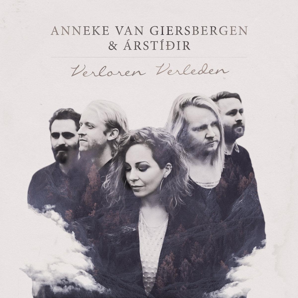 Image result for Anneke Van Giersbergen & Arstidir - Verloren Verleden