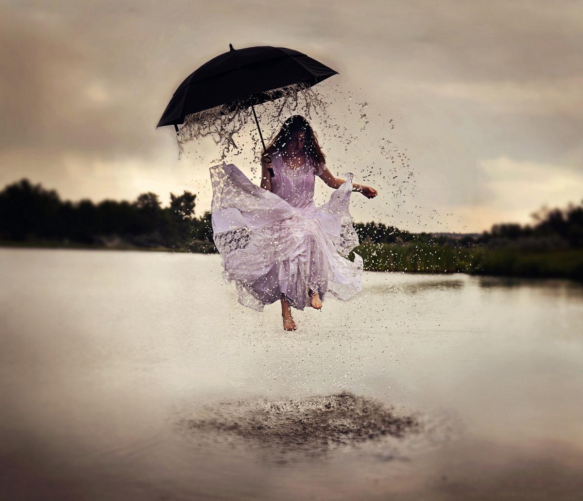 Surreal Rain | SÁNKET MÁHAPATRA