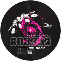 (Reference HM-12108) Sixpack cover art