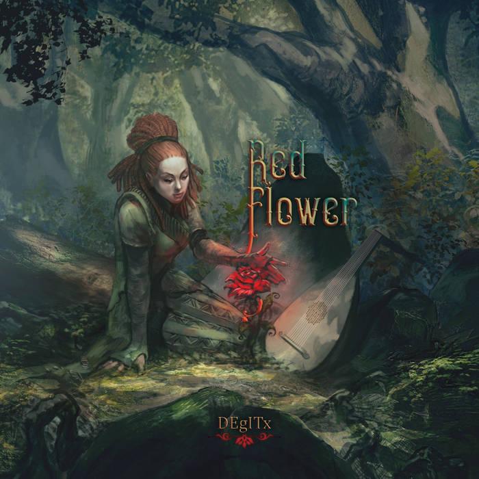 Red Flower album cover
