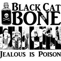 Jealous is Poison cover art