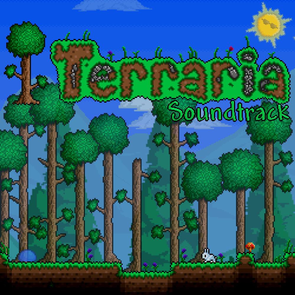Terraria Soundtrack   Re-Logic