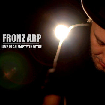 Live in an Empty Theatre by Fronz Arp