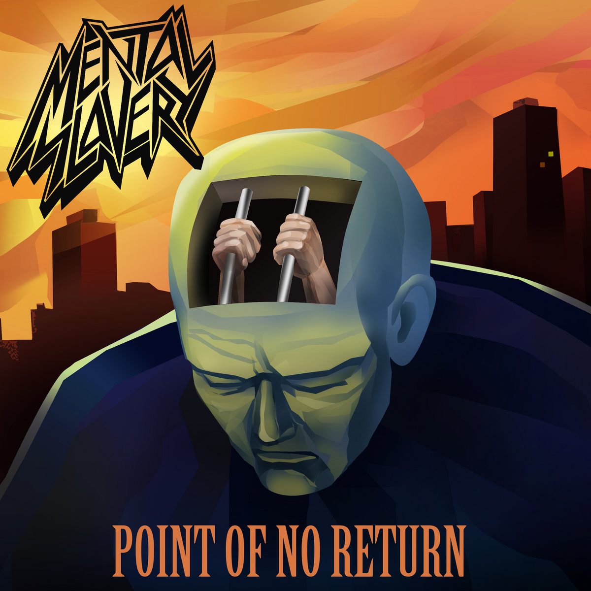 point of no return mental slavery