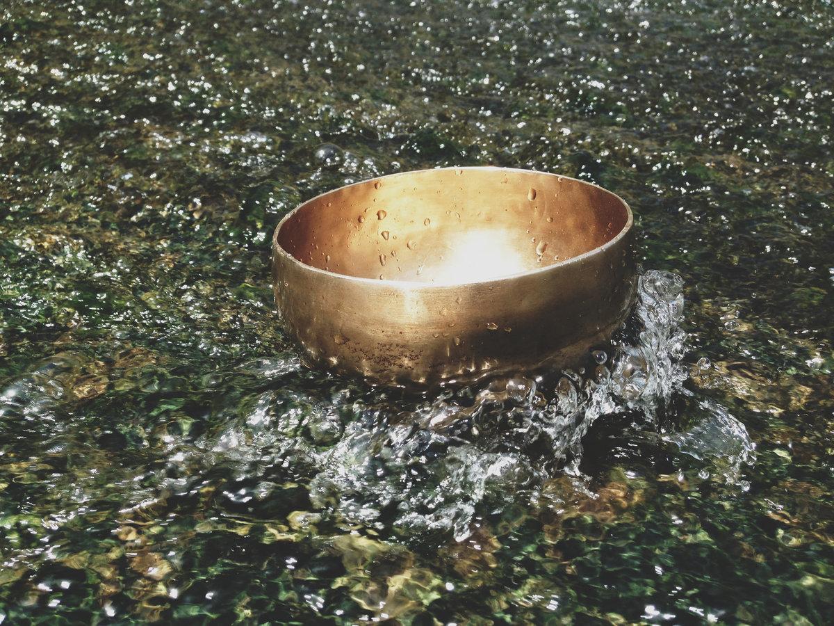 Tibetan Singing Bowl Meditation 2 | Brian Green
