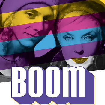 Boom Cassingle by Abiyah + Evolve