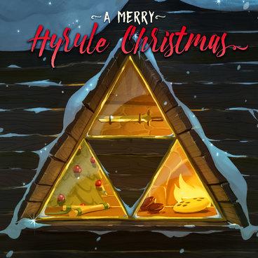 A Merry Hyrule Christmas main photo