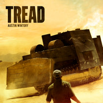 Tread cover art