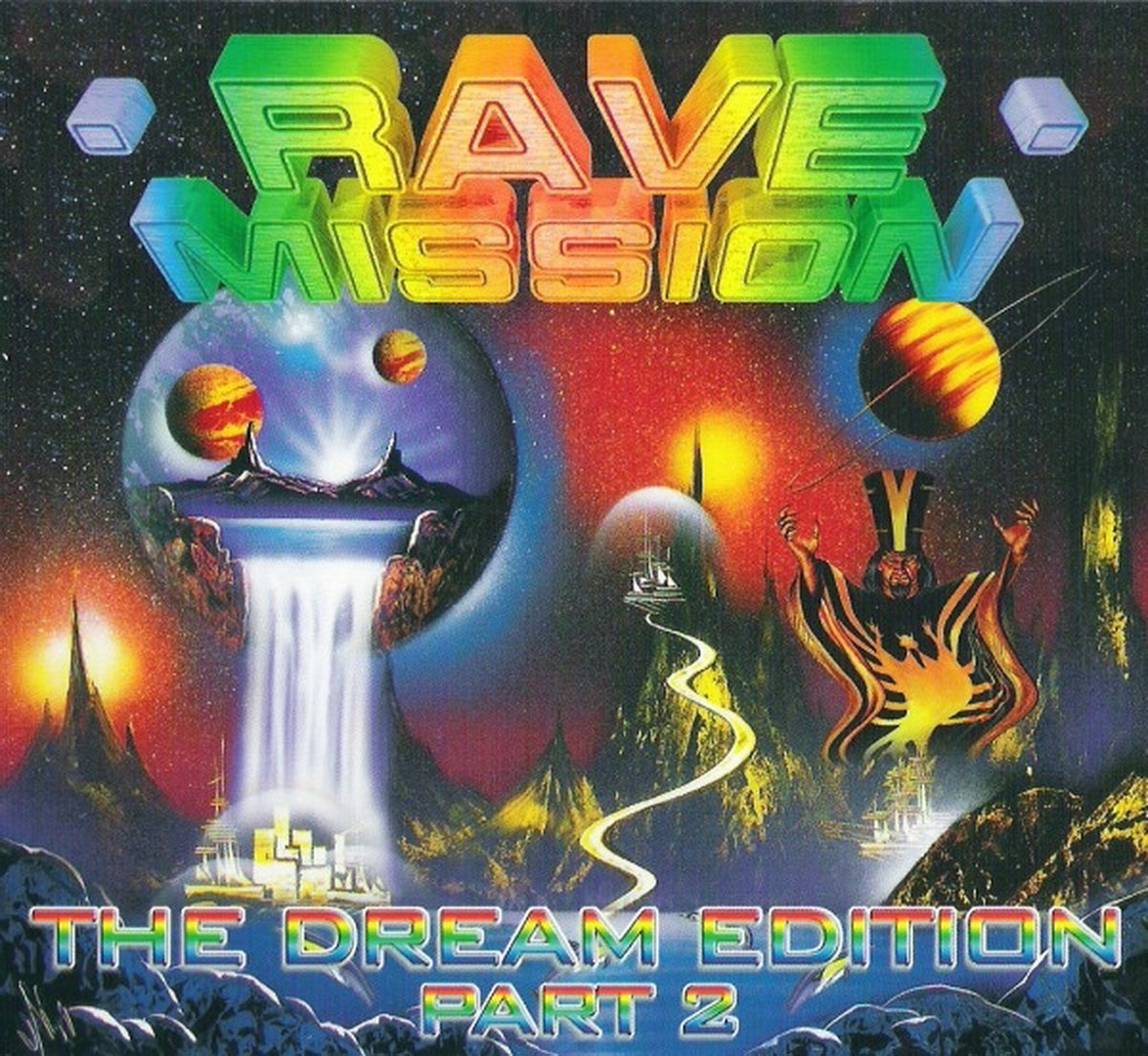 Rave mission the dream edition part 2 sub terranean by va negle Images