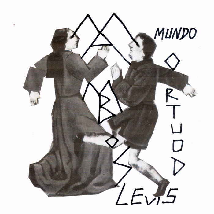 Mambos Levis D'Outro Mundo cover art