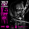 757Electronica Compilation, Volume One Cover Art