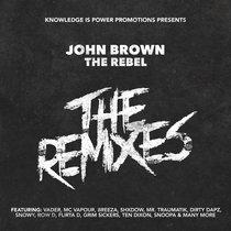 The Remixes LP cover art