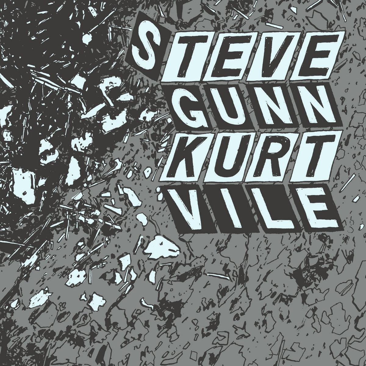 Afbeeldingsresultaat voor Vile, Kurt & Steve Gunn-Parallelogram a la Carte