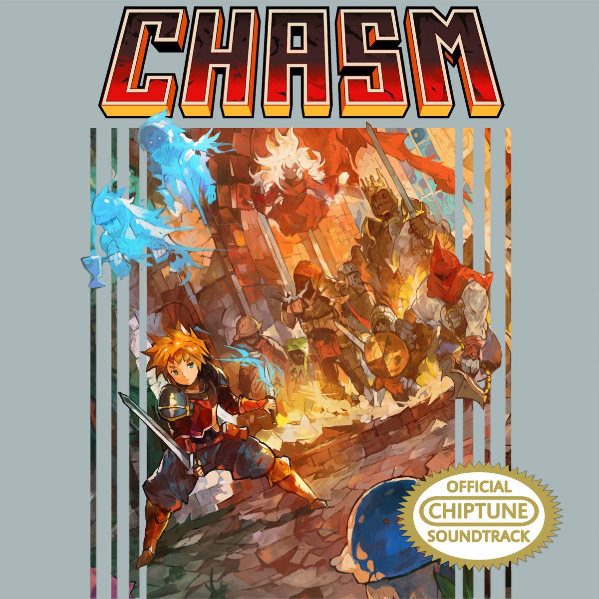 Chasm Chiptune Soundtrack | Jimi Origi
