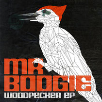 Woodpecker cover art