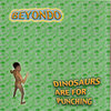 Dinosaurs are for Punching Cover Art