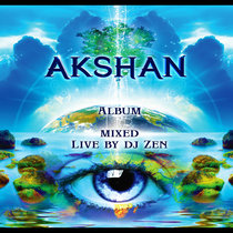 "Akshan ""The Tree Of Life"" mixed cover art"