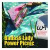 Badass Lady Power Picnic Cover Art