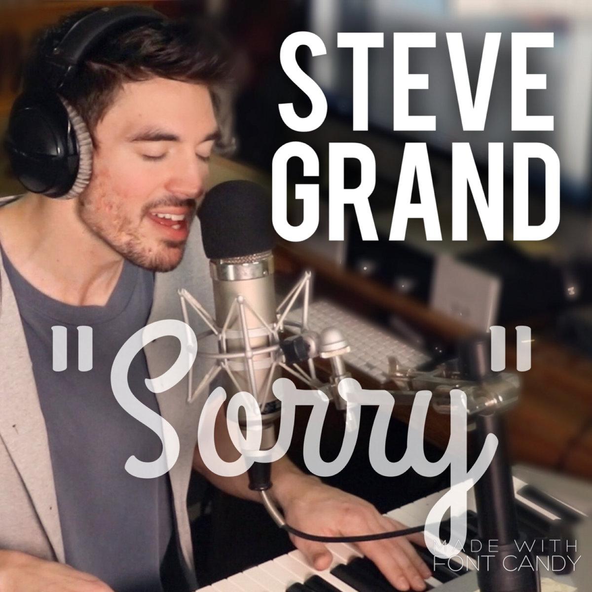 Sorry - Justin Bieber Cover | Steve Grand