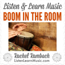Boom in the Room cover art