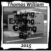 Living, Existing...Getting By (2016) cover art