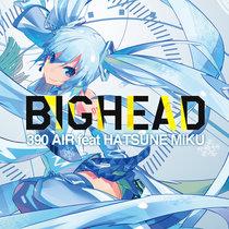 390 AIR feat.Hatsune Miku cover art