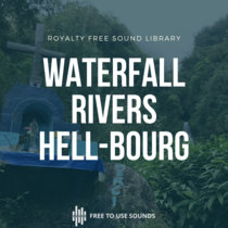 Waterfalls & Riverflow Ancient Hot Springs Trois Cascade Hellbourg cover art
