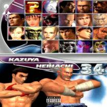 Tekken Tag Freestyle cover art
