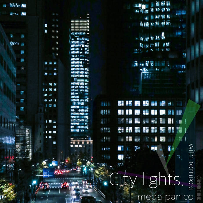 芽田ぱに子 – City lights. with Remixes