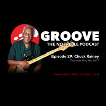 Groove – Episode #29: Chuck Rainey cover art