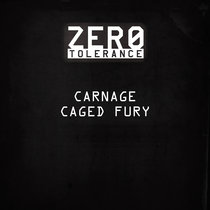 Z-T002 Caged Fury cover art