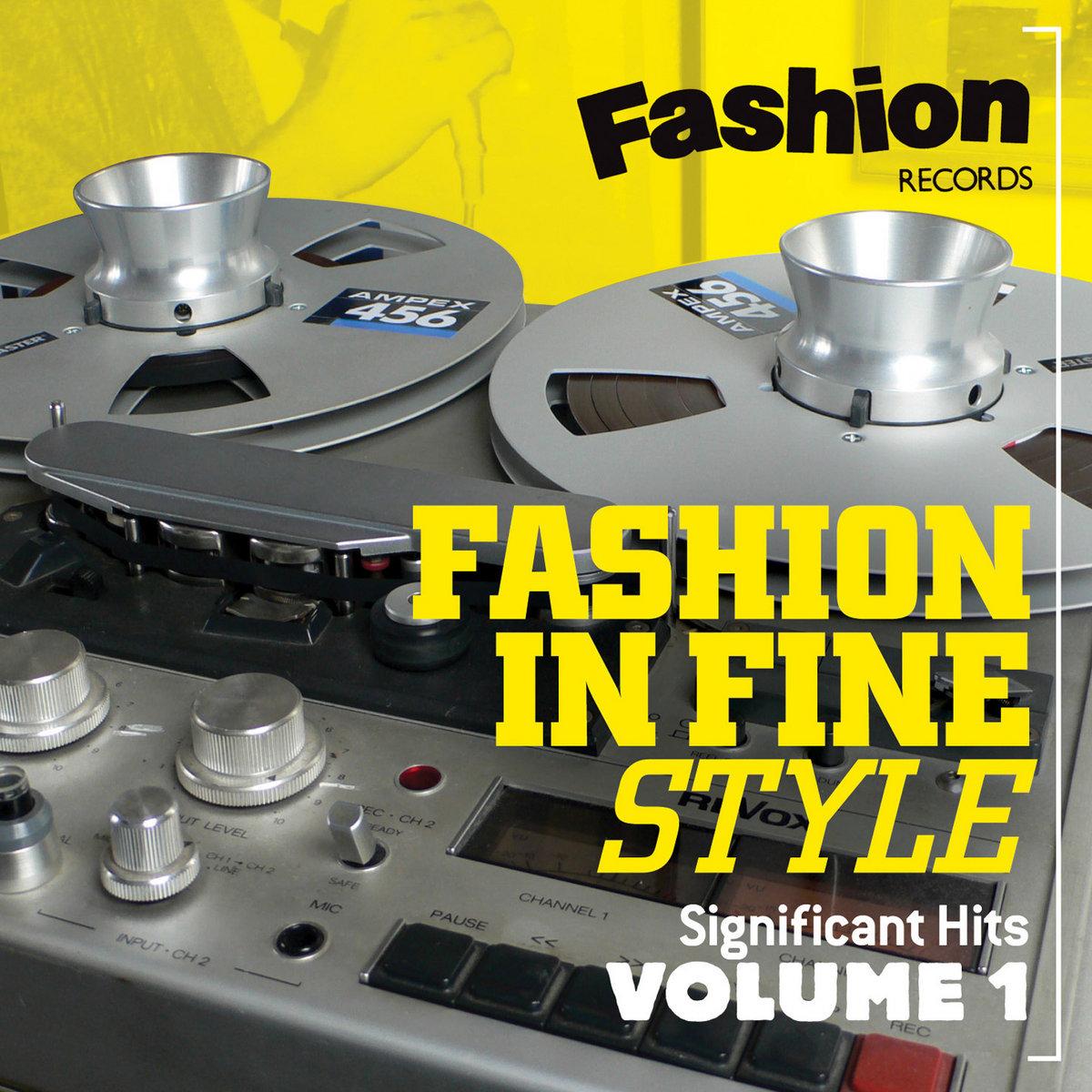 Fashion In Fine Style Significant Hits Vol 1 | Reggae