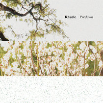 Predawn cover art