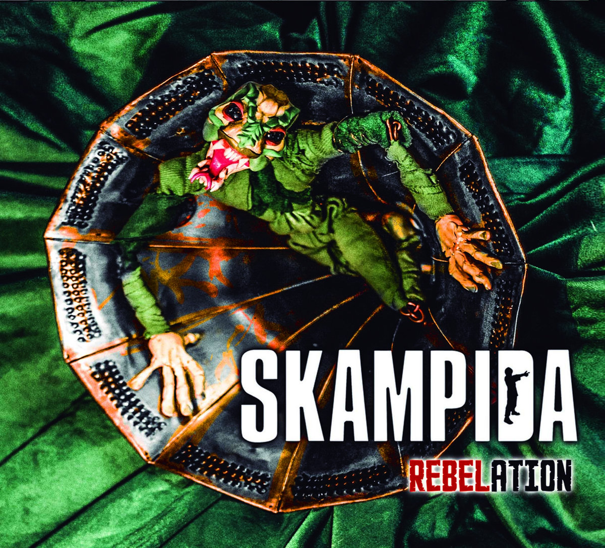 album inflammable skampida