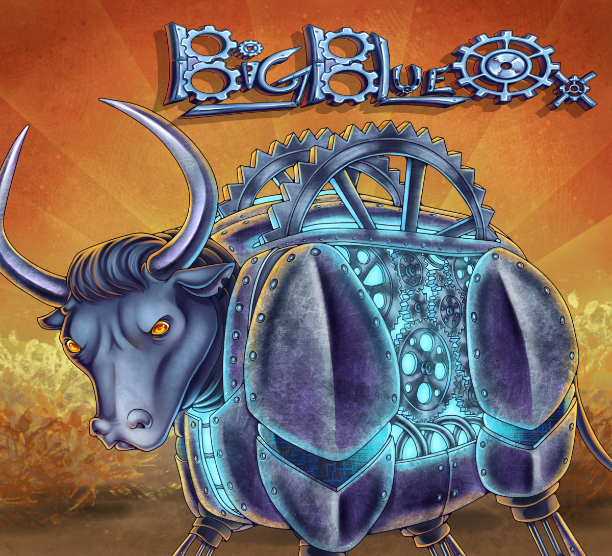 Siamese Mud by Big Blue Ox
