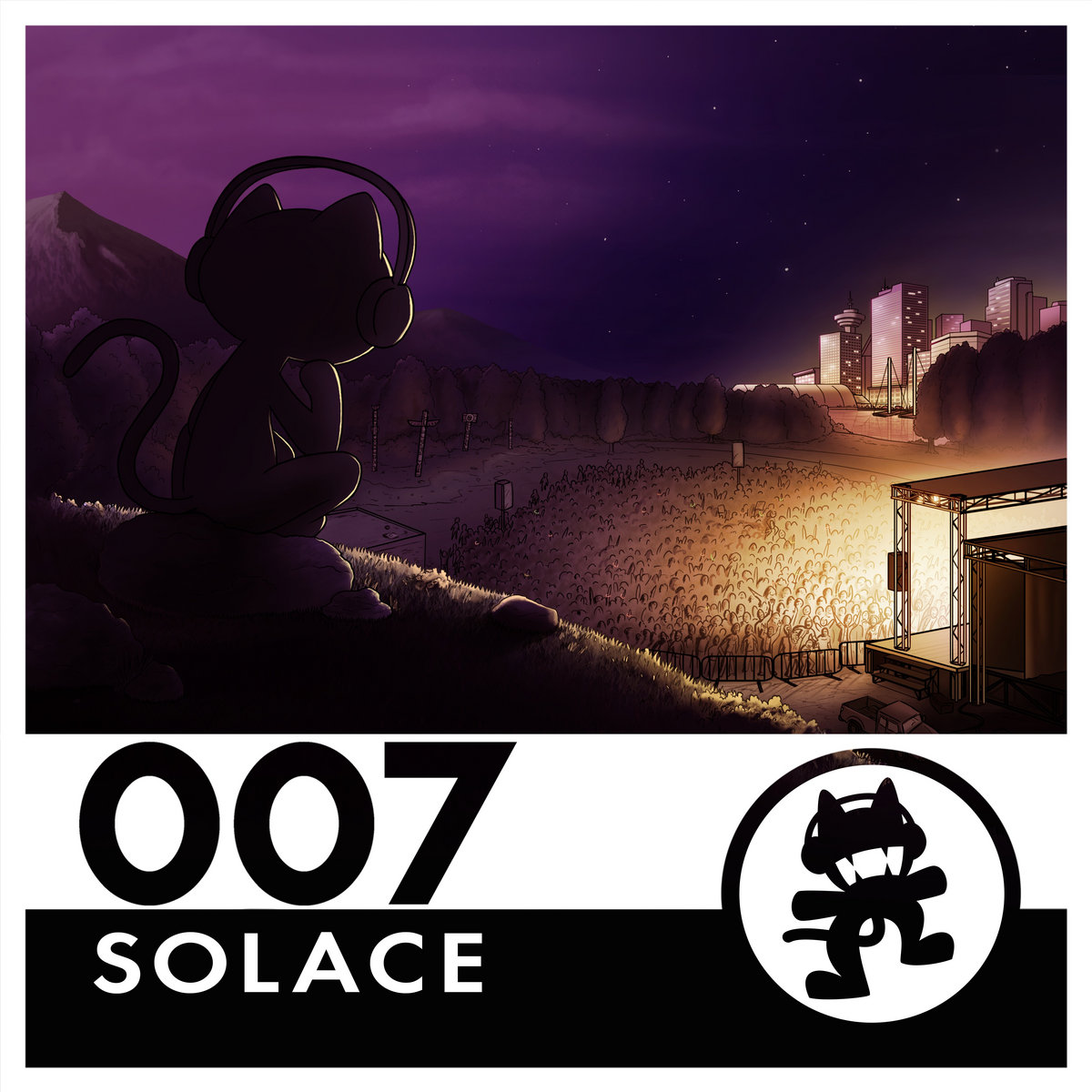 monstercat 007 - solace album mix