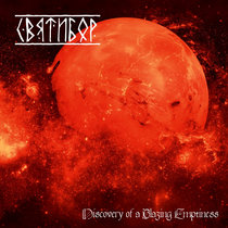 Discovery Of A Blazing Emptiness cover art