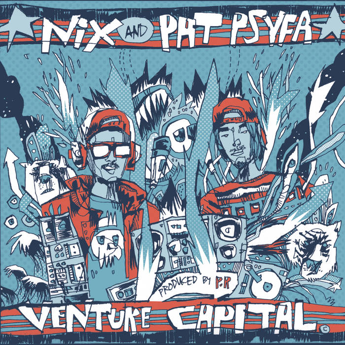 Venture Capital, by Nix & Pat Psyfa