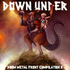 DOOM METAL FRONT compilation 10 - Down Under Cover Art