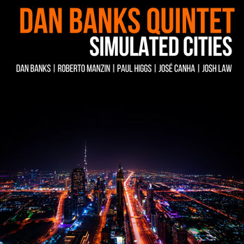 Simulated Cities by Dan Banks