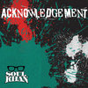 Acknowledgement EP Cover Art