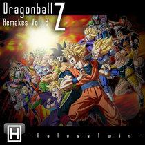 Dragonball Z: The Remakes - Volume 3 cover art