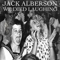 """""""We Died Laughing"""" single cover art"""