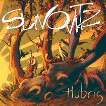 Hubris cover art