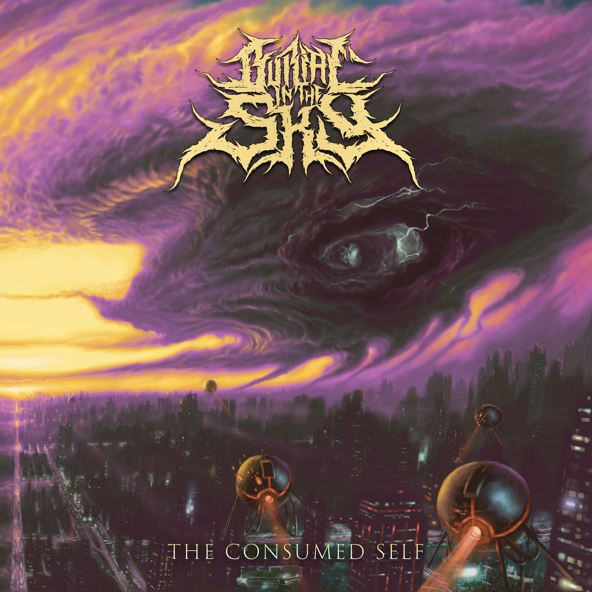 The Consumed Self | Burial In The Sky
