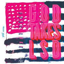 God Takes LSD cover art